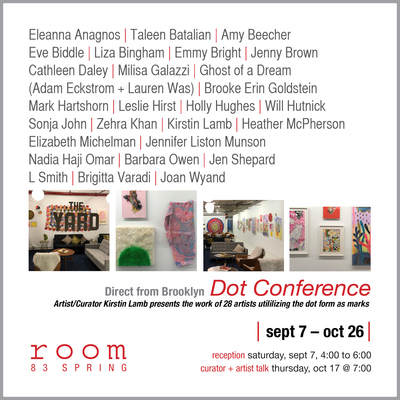 Dot Conference continues at Room 83 Spring